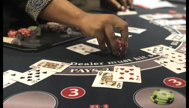 Kartenzählen Illegal
